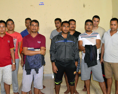 14 Nepali migrant workers stranded in UAE, without jobs