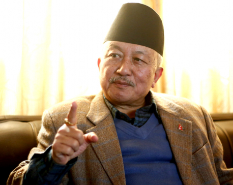 NC must remain in opposition: Nembang