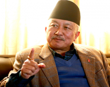 "CA Chairman Nembang's statement that ""PM cannot dissolve parliament"" recited during hearing at Supreme Court"