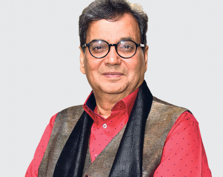 Subhash Ghai: teaching the tricks of the trade