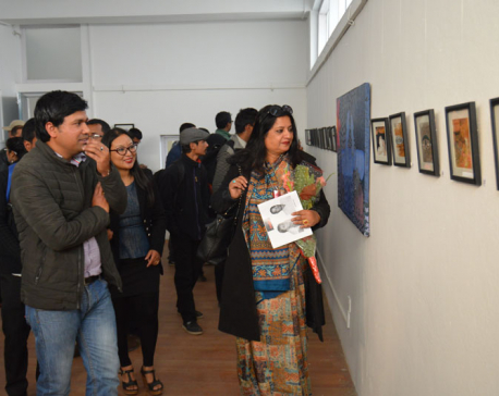 Exhibition to convey message of love