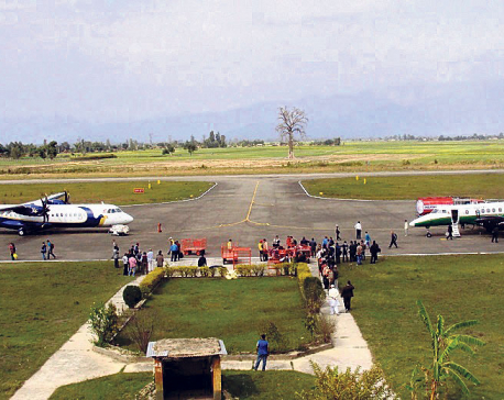 Master plan to upgrade Dhangadhi Airport into int'l airport ready