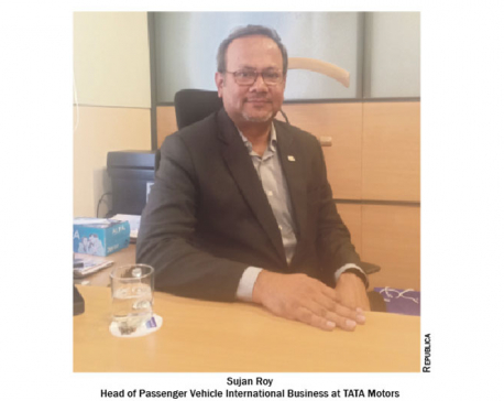 'Good prospects for electric vehicles in Nepal as it is blessed with hydro power'