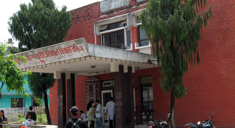 As hospitals are already overwhelmed, doctors at country's only infectious disease hospital ask govt to build additional isolation centers