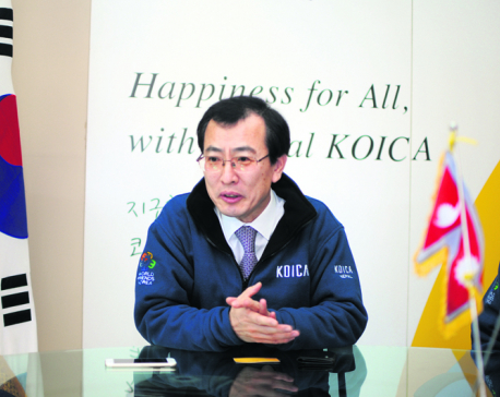 Nepal an important partner country: KOICA veep