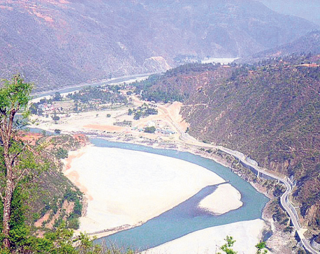 Sunkoshi-Marin project gets national pride status
