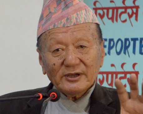 Labor Minister Gurung calls for systematizing foreign employment
