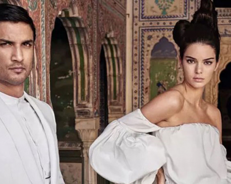 Kendall Jenner shoots some amazing photos for Vogue India