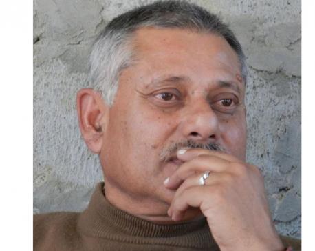 President's advisor Sushil Pyakurel resigns