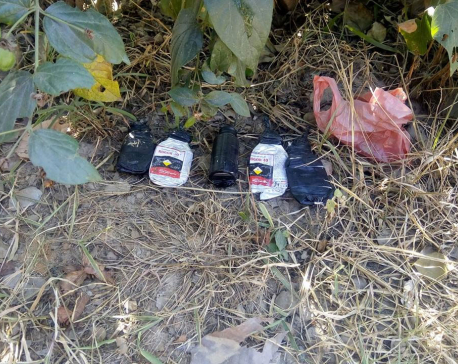 IED found in Rasuwa