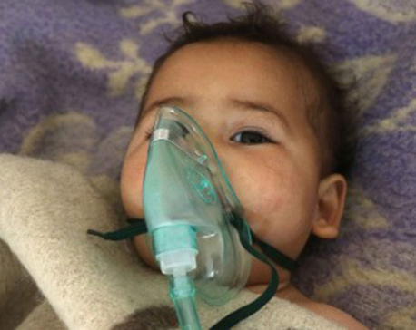 Russia invites chemical weapons experts to visit Syria site