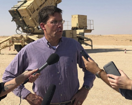 Iraq: American troops leaving Syria cannot stay in Iraq
