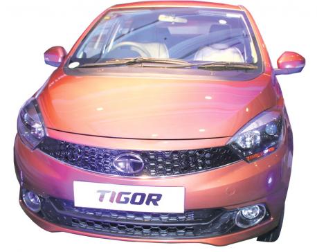 Tata launches Tigor 'Style Back'