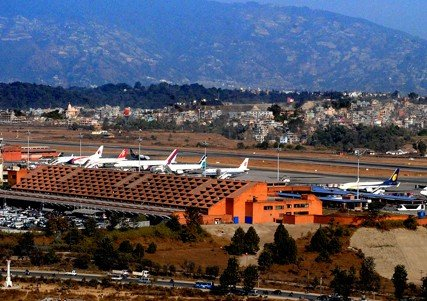 TIA closed for an hour after runway develops potholes