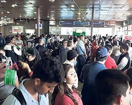 Domestic air passenger movement up 41 percent