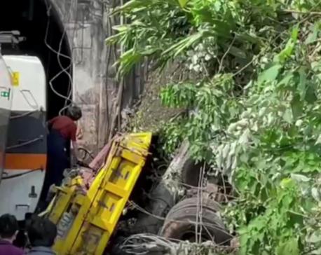 UPDATE: Taiwan train crash kills 41 in deadliest rail tragedy in decades
