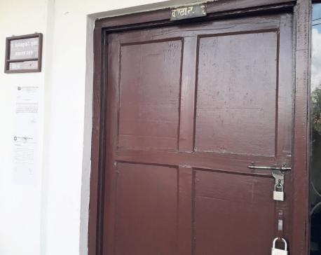 TU affiliated campuses padlocked