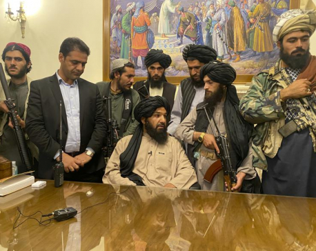 Taliban take over Afghanistan: What we know and what's next