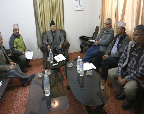 UML, Maoists seal deal on upper house seats