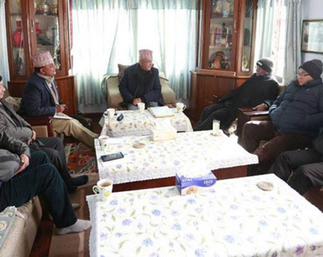 Task force directed to move ahead, Oli leaving for Bangkok