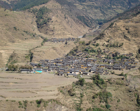 Rolpa, the cradle of  Maoists insurgency, elated with local polls