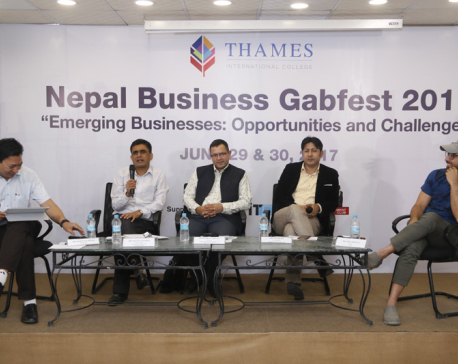 Nepal Business Gabfest 2017 concludes