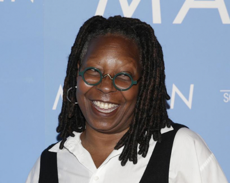 Whoopi Goldberg is happily single