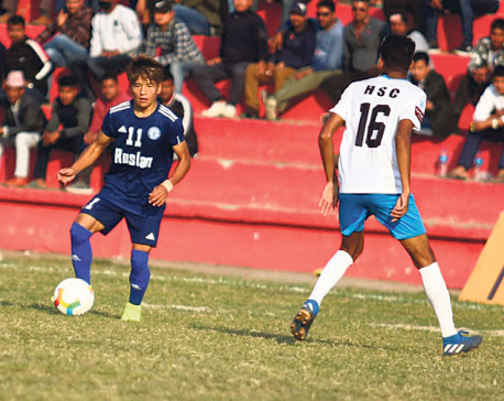 Three Star sees off Sherpa to reach final