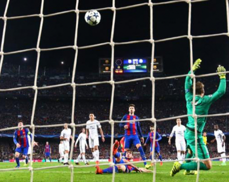 Barca pull off the mother of all comebacks