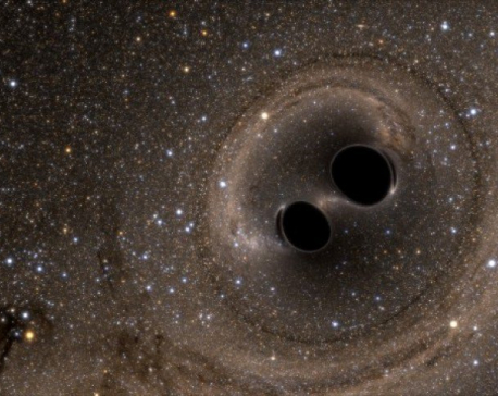 Thunder and lightning: scientists pair gravitational waves, light