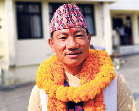 Congress candidate wins in Dharan after decades