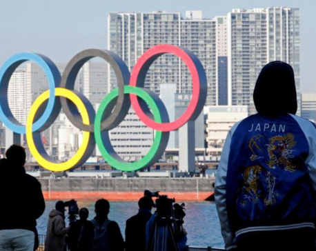 Japan government says no truth to report of possible Olympics cancellation