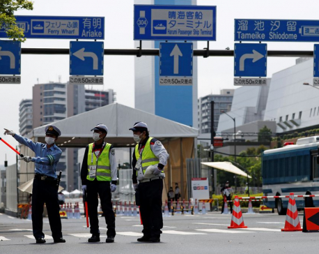 COVID cluster at Olympic hotel as Tokyo cases surge