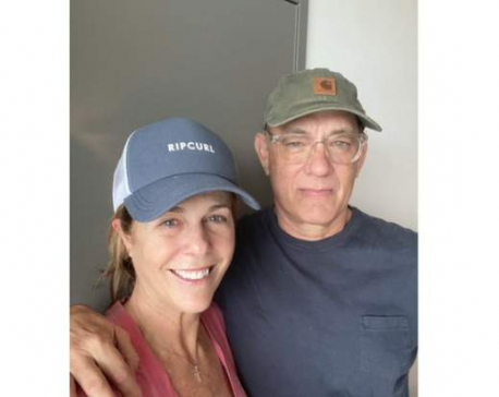 Tom Hanks ready to take Covid-19 vaccine publicly
