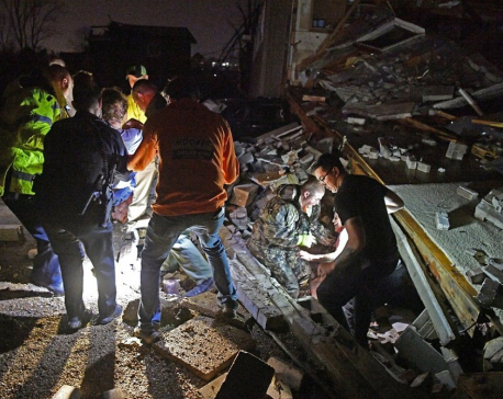 Tornadoes hit Tennessee, killing at least 19 people