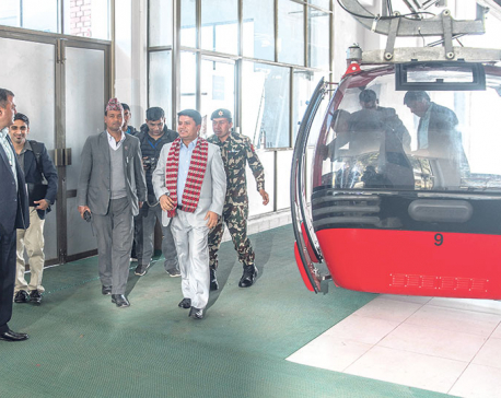 Chandragiri safe for tourists: Tourism Minister