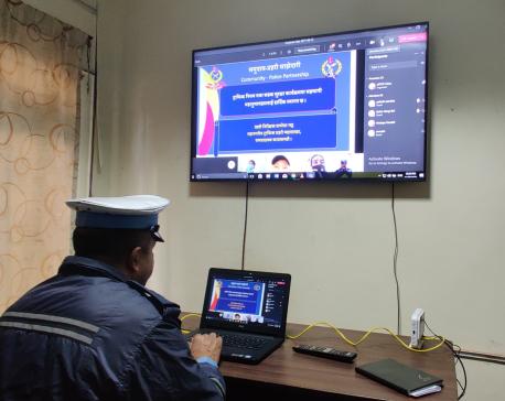 Traffic Police to take virtual awareness classes for traffic light violators