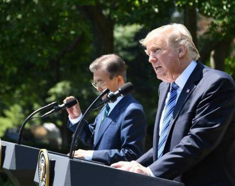 U.S., South Korea agree to revise missile treaty in face of North Korean threats