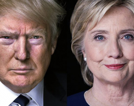 Trump, Clinton fight to the finish in bitter US vote