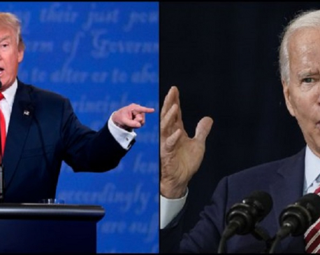 Trump and Biden urge supporters to vote early as this week's final debate showdown awaits