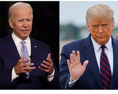 Biden prepares for White House while Trump presses legal attack