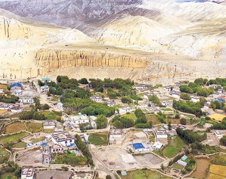 Construction of airport in Upper Mustang proposed