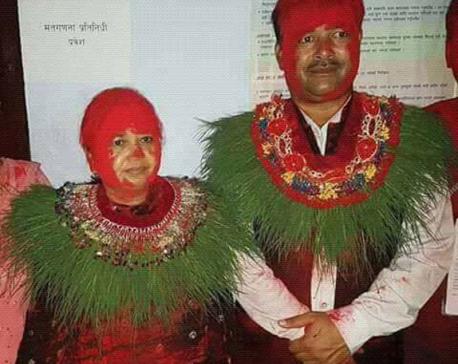 UML leader Pandey elected mayor of Tulsipur Sub-metropolis