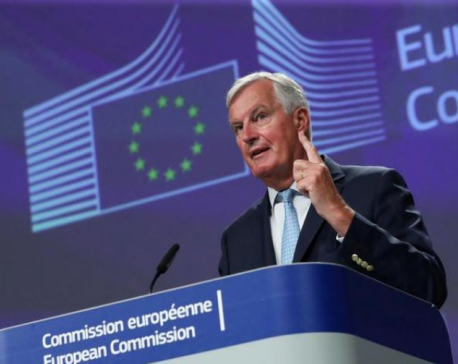 UK warns EU on Brexit: We won't blink first