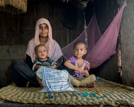 UK provides Rs 130 million to help Nepali mothers and children to meet nutritional needs during monsoon