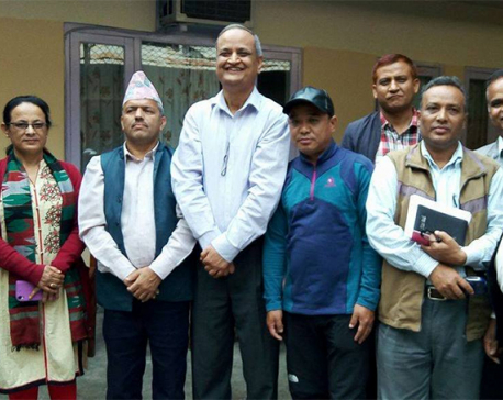 UML, CPN (MC) form election alliance in Lamjung