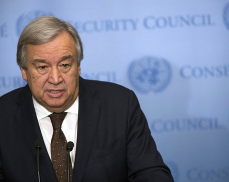 UN chief: Drought-stricken Somalia 'hangs in the balance'