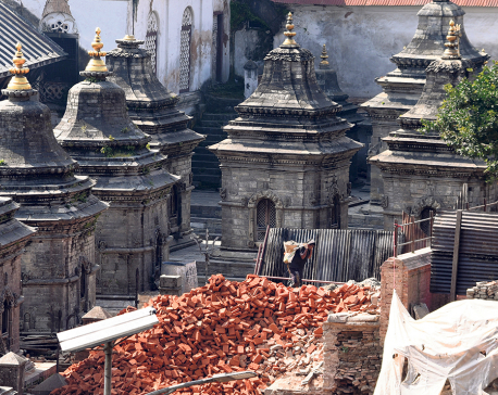 UNESCO mission expresses concern over heritage reconstruction
