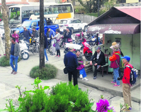 Unstable room occupancy rates worry Pokhara hoteliers