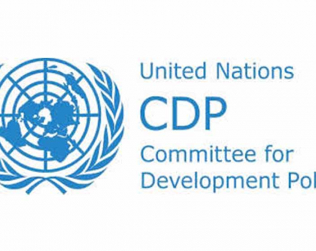 UN recommends for Nepal's graduation from LDC category
